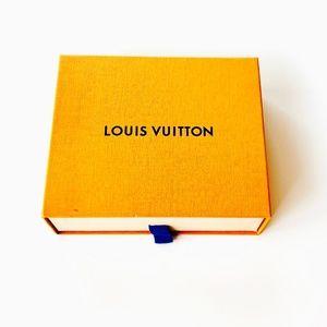 Louis Vuitton small jewelry box